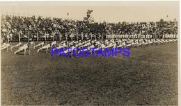 134444 PARAGUAY STADIUM ESTADIO COSTUMES EJERCIOS PHOTO NO POSTAL POSTCARD - Paraguay
