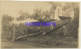 134445 PARAGUAY REVOLUCION AVION AVIATION AVIACION DERRIVADO PHOTO NO POSTAL POSTCARD - Paraguay