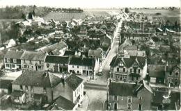 DORDIVES (45) - Route Nationale Et Rue Du César - Vue Aérienne - Dordives