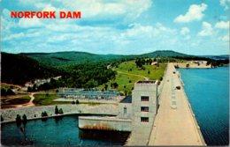 Arkansas Mountain Home The Norfork Dam - Etats-Unis