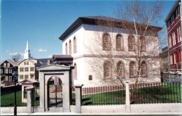 Rhode Island Newport Oldest U S A Synagogue - Newport