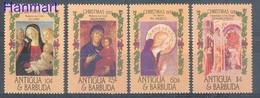 Antigua And Barbuda 1985 Mi 915-918 MNH ( ZS2 ANB915-918 ) - Antigua And Barbuda (1981-...)
