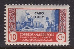 TIMBRE NEUF DE CAP-JUBY - POTIERS N° Y&T 123 - Otros