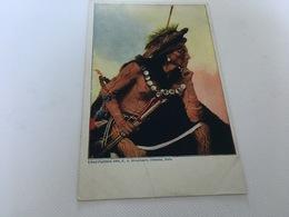AF - 6 - Sioux - Indios De América Del Norte