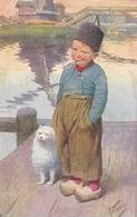 Karl Feiertag Petit Hollandais Pipe Chien - Feiertag, Karl