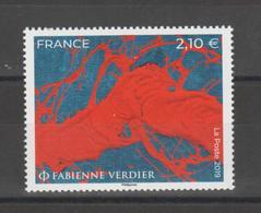 FRANCE / 2019 / Y&T N° 5367 ** : Oeuvre De Fabienne Verdier X 1 - Ongebruikt