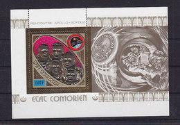 Komoren Block 9 A ** - Komoren (1975-...)