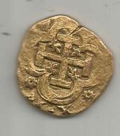 Monnaie , LES TRESORS DES PIRATES, COLLECTION BP, Espagne, 8 Escudos , Env. 1650 , 2 Scans - España