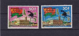 Komoren Voyager I+II Nr.452-453 ** - Komoren (1975-...)