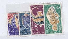 Komoren Nr.88-91 ** - Komoren (1975-...)