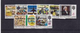 Seychellen Nr. 366-374 ** - Seychelles (1976-...)