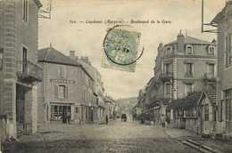 Capdenac ( Aveyron) Boulevard De La Gare  Mercerie RV - France
