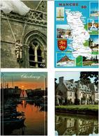 50 / MANCHE /  Lot De 90 Cartes Postales Modernes Neuves - Cartes Postales