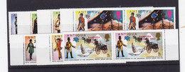 Antigua Lot ZD ** - Antigua And Barbuda (1981-...)