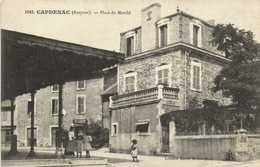 CAPDENAC (Aveyron) Place Du Marché RV - France