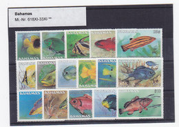 Bahamas Nr. 618 XI-33 XI ** - Bahamas (1973-...)
