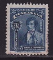 Venezuela 1940, Minr 328, Vfu - Venezuela