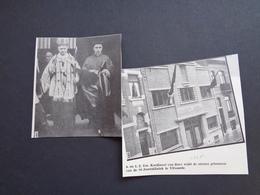 """Origineel Knipsel ( 4208 ) Uit Tijdschrift """" Ons Volk """"  1935 :   Vilvoorde   Vilvorde - Vieux Papiers"""