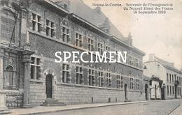 Souvenir De L'Inauguration Du Nouvel Hôtel Des Postes  1910 - Braine-le-Comte - Braine-le-Comte