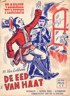 """Vlaamse Filmkens """" Boerenkrijg - De Eed Van Haat - Door Fr.van Lebbeek - - Books, Magazines, Comics"""