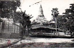 CAMBODGE  PHNOM PENH  JARDIN DE LA VILLE - Cambodia