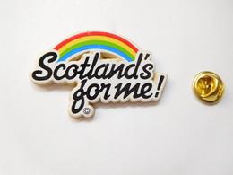 Beau Pin's En Plastique , Scotland's For Me ! , Ecosse - Ciudades