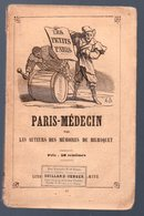 Petit Volume : PARIS-MEDECIN  C1855 (PPP22952) - Autres