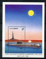Gambia 1988. Yvert Block 52 ** MNH. - Gambia (1965-...)
