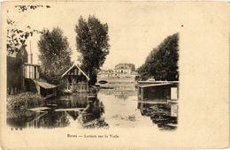 CPA Reims - Lavoirs Sur Le Vesle (741855) - Reims