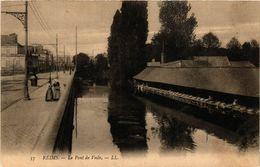 CPA Reims - Le Pont De Vesle (741856) - Reims