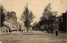 CPA Reims - Place Drouet-d'Erlon (741891) - Reims