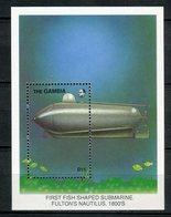 Gambia 1988. Yvert Block 56 ** MNH. - Gambia (1965-...)