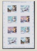 Russia 2014 Sochi Olympic Games Mascots Booklet Selfadhesive MNH/** (H61) - Inverno 2014: Sotchi