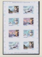 Russia 2014 Sochi Olympic Games Mascots Booklet Selfadhesive MNH/** (H61) - Winter 2014: Sochi