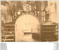 Reproduction Réédition Cpsm Cpm 60 MERU. Fabrique De Boutons La Machine à Vapeur - Meru