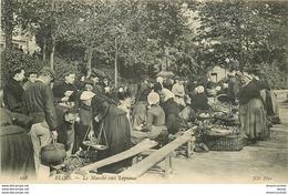 SL 41 BLOIS. Le Marché Aux Légumes 1909 - Blois
