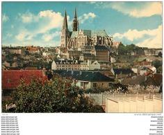 Photo Cpsm Cpm 28 CHARTRES. La Cathédrale 1969 - Chartres
