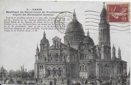 Paris - Basilique Du Sacré-Coeur De Montmartre : Aspect Du Monument Terminé - Sacré Coeur