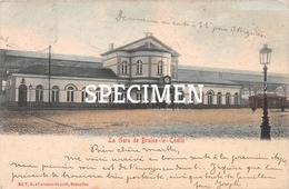 La Gare De Braine-le-Comte - Braine-le-Comte