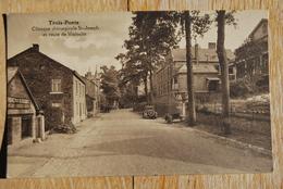 2847/TROIS-PONTS/Clinique Chirurgicale St-Joseph Et Route De Vielsalm-Journal Des Ardenne-Bairin - Trois-Ponts