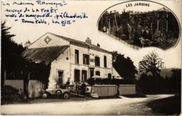 CPA Pres CHARLEVILLE Auberge De La Forét Carte Photo (986196) - Charleville