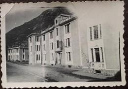 Petite Photo, été 1954, Caserne Hardy, Breil-sur-Roya (06, Alpes Martimes) - Militaria - Places