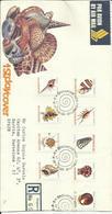 SINGAPORE 1977 REGD FDC - Singapore (1959-...)