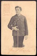 Postal Antigo RAUL PEREIRA Musico Violinista, Compositor RETRATOS Musicos PORTUGAL - Musica E Musicisti