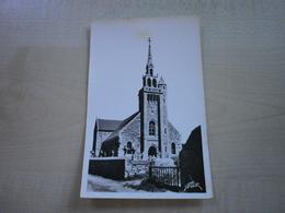 Carte Ancienne TRESTEL-TREVOU église - France