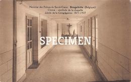 Noviciat Des Prêtres Du Sacré-Coeur 1927 - Jubilié De La Congrégation - Cloître Vestibule De La Chapelle - Brugelette - Brugelette