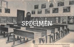 Ecole Normale Et -Pensionnat Des Soeurs De L'Enfant-Jésus - Classe - Brugelette - Brugelette