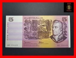 AUSTRALIA 5 $ 1985 P. 44 G XF \ AU - Decimal Government Issues 1966-...