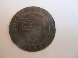 Switzerland: 1/2 Batz Vaud 1810 - Schweiz