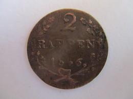 Switzerland: 2 Centimes Schwyz 1846 - Schweiz